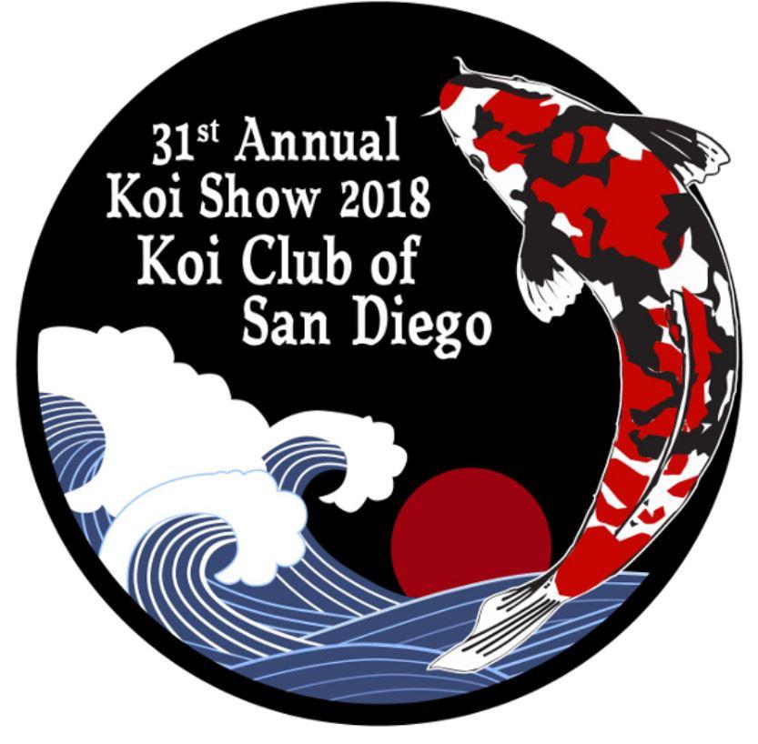 Koï show San Diego